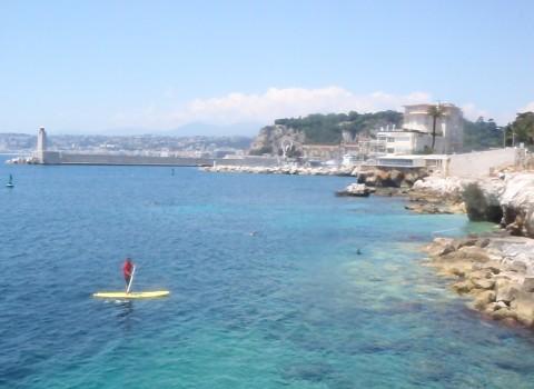 Snorkeling à Nice