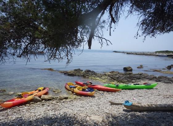 Rand'eau Kayak Tour aux Iles de Lérins