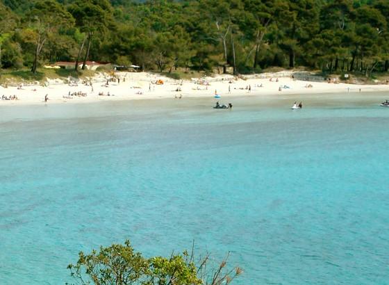 Ballade aquatique – Var – Cavalaire