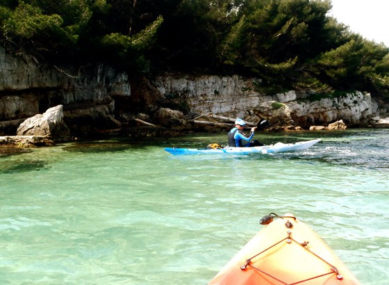 Rando Kayak – Cap-d'Antibes – Photo5