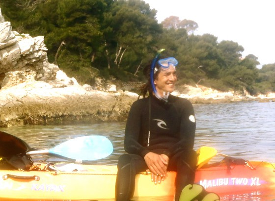 Rando Kayak – Cap-d'Antibes – Photo3