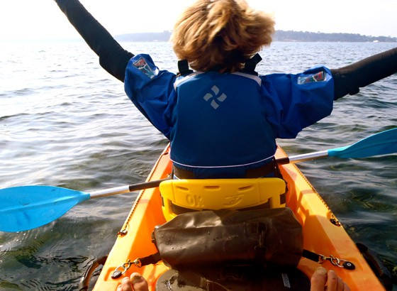 Rando Kayak – Iles-deLerins – Photo1