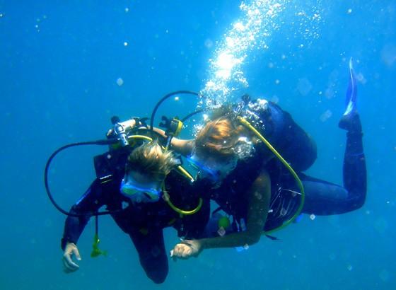 Sport & Bien-être – Baptême de plongée