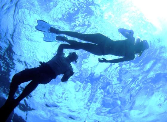 Sport & Bien-être – Randonnée aquatique apnée