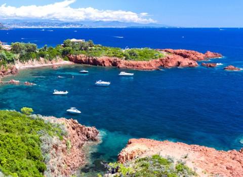 Balade aquatique snorkeling proximit de fr jus - Office du tourisme frejus saint raphael ...